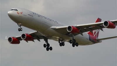 G-VHOL - Airbus A340-311 - Virgin Atlantic Airways