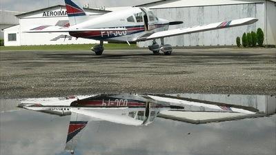 PT-JCU - Piper PA-28-180 Cherokee Challenger - Aero Club - Paraná