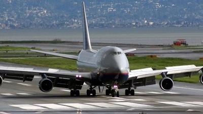 N192UA - Boeing 747-422 - United Airlines
