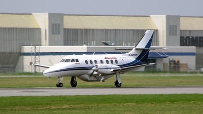C-GEOC - British Aerospace Jetstream 31 - Skyservice Business Aviation