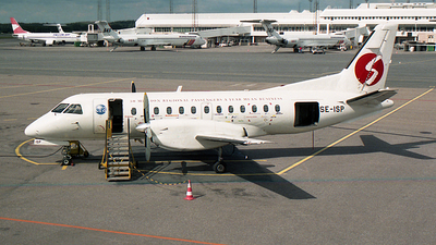 SE-ISP - Saab 340A - Skyways