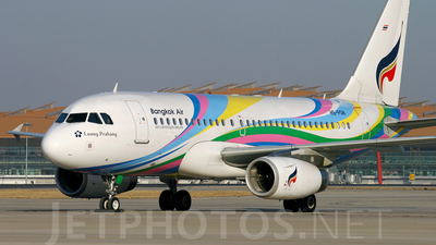 HS-PGN - Airbus A319-132 - Bangkok Airways