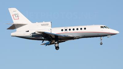 N50SF - Dassault Falcon 50 - Private