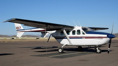N9KY - Cessna T337G Super Skymaster - Private