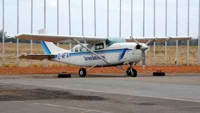 Z-WFA - Cessna T207 Turbo Skywagon - Private