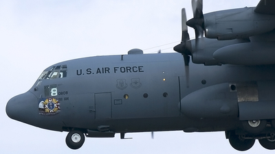78-0808 - Lockheed C-130H Hercules - United States - US Air Force (USAF)