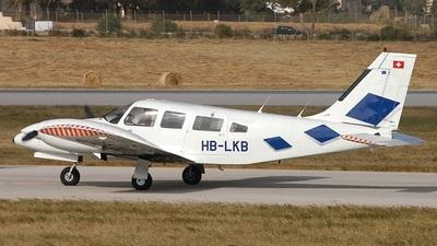 A picture of HBLKB - Piper PA34200T Seneca II - [347870183] - © Malcolm Bezzina