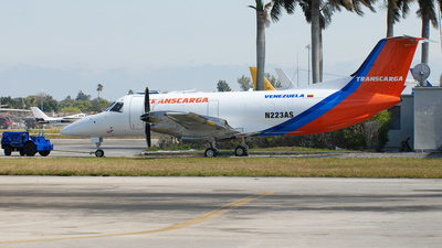 N223AS - Embraer EMB-120ER Brasília - Transcarga International Airways