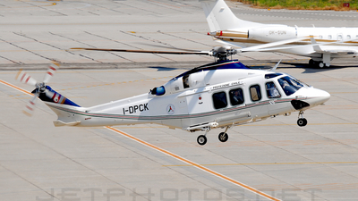 I-DPCK - Agusta-Westland AW-139 - Italy - Protezione Civile