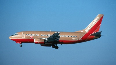 N504SW - Boeing 737-5H4 - Southwest Airlines