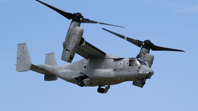 166687 - Boeing MV-22B Osprey - United States - US Marine Corps (USMC)