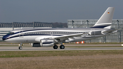 D-AVWB - Airbus A319-115(CJ) - Global Jet Luxembourg