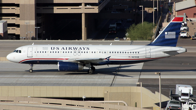 N619AW - Airbus A320-232 - US Airways (America West Airlines)