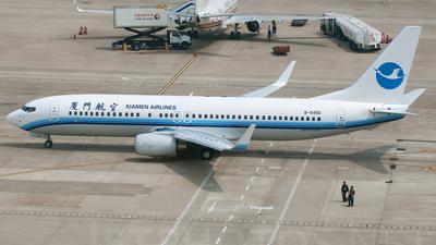 B-5456 - Boeing 737-85C - Xiamen Airlines