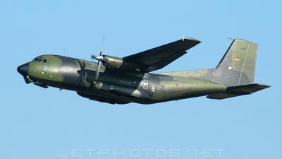 51-13 - Transall C-160D - Germany - Air Force