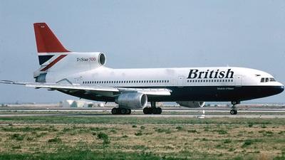 G-BFCF - Lockheed L-1011-500 Tristar - British Airways