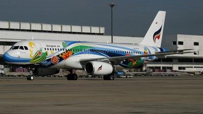 HS-PGV - Airbus A320-232 - Bangkok Airways