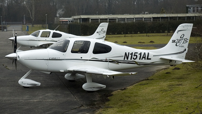 N151AL - Cirrus SR22-GTS - Private