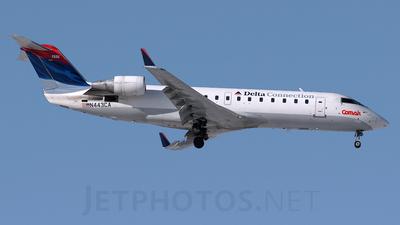 N443CA - Bombardier CRJ-200ER - Delta Connection (Comair)