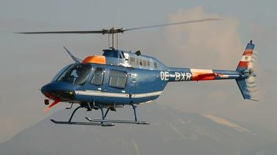 OE-BXR - Bell 206B JetRanger III - Austria - Ministry of Interior