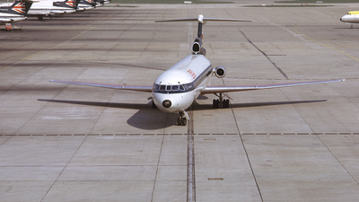 G-AWZE - Hawker Siddeley HS-121 Trident 3 - British European Airways (BEA)