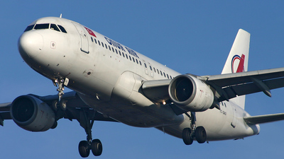 TC-OAD - Airbus A320-212 - Onur Air