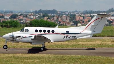 PT-OSR - Beechcraft B200 Super King Air - TL Táxi Aéreo