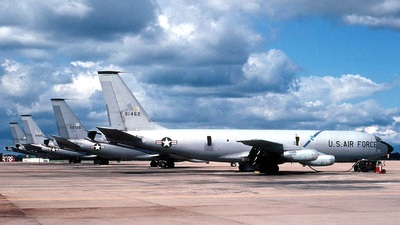 59-1462 - Boeing KC-135Q Stratotanker - United States - US Air Force (USAF)