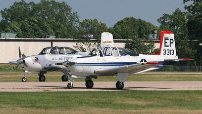 N34EP - Beechcraft T-34 Mentor - Private