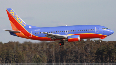 N509SW - Boeing 737-5H4 - Southwest Airlines