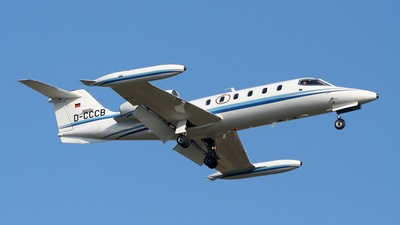 D-CCCB - Bombardier Learjet 35A - Private