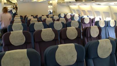CC-CQG - Airbus A340-313X - LAN Airlines