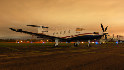 N608SM - Pilatus PC-12/47 - Private