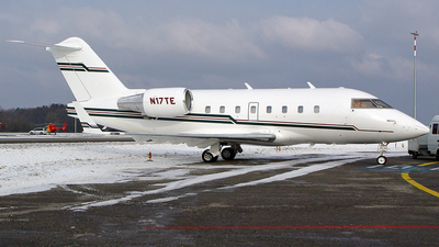 N17TE - Bombardier CL-600-2B16 Challenger 604 - Private