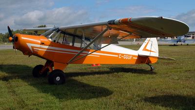 C-GGUF - Piper PA-18-105 Super Cub - Private