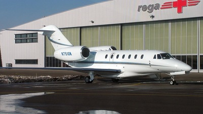 N751GM - Cessna 750 Citation X - Private