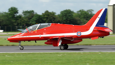 XX260 - British Aerospace Hawk T.1A - United Kingdom - Royal Air Force (RAF)
