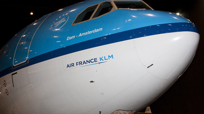 PH-AOA - Airbus A330-203 - KLM Royal Dutch Airlines