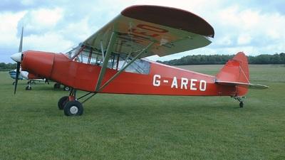 G-AREO - Piper PA-18-150 Super Cub - Private