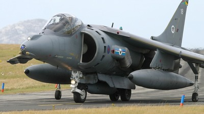 ZD351 - British Aerospace Harrier GR.7 - United Kingdom - Royal Air Force (RAF)