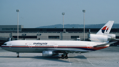 9M-MAT - McDonnell Douglas DC-10-30 - Malaysia Airlines