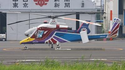 JA6200 - Kaman K-1200 K-Max - Akagi Helicopter