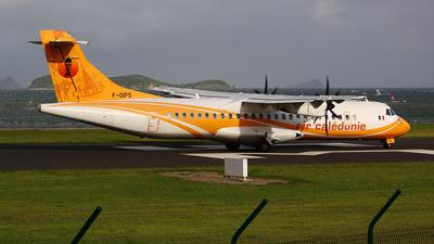 A picture of FOIPS - ATR 72500 - [0764] - © Pierre Dumas