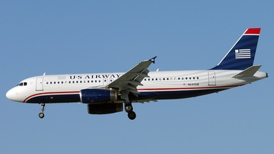 N644AW - Airbus A320-231 - US Airways (America West Airlines)