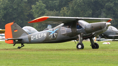 D-EEPN - Dornier Do-27A4 - Private