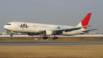 JA8253 - Boeing 767-346 - Japan Airlines (JAL)