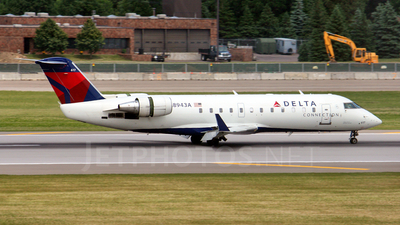 N8943A - Bombardier CRJ-440 - Delta Connection (Mesaba Airlines)