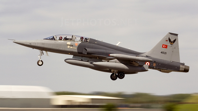 71-4021 - Canadair NF-5B-2000 Freedom Fighter - Turkey - Air Force