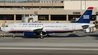 N636AW - Airbus A320-231 - US Airways (America West Airlines)