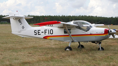 A picture of SEFIO - Saab MFI15 Safari - [15901] - © Stig Rokkones
